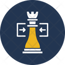 Check Rook Chess Chess Pawn Icon