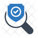 Secure Search Protection Icon