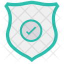 Check Shield Approved Check Icon