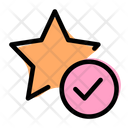Check Star Icon