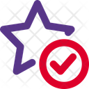 Check Star Icon