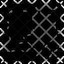 People Virus Tempurature Icon