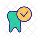 Stomatology Dental Cure Icon