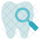 Dentist Caries Microbe Icon