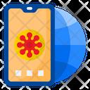 Coronavirus Covid Corona Icon