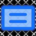 Checkbook Cheque Economy Icon