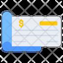 Checkbook Cheque Bank Cheque Icon