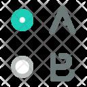 Checkbox Select Circles Icon