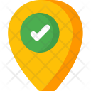 Checked Place Icon