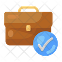 Checked Baggage Icon