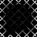 Checked bitcoin Icon