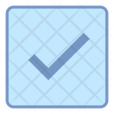 Checked Checkbox Select Icon