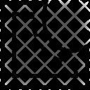 Checked Cloth Icon
