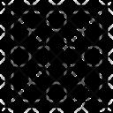 Checker Board Board Game Gaming Icon