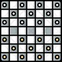 Checker Board Icon