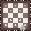 Checker Board Board Game Chess Board Icon