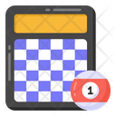 Boardgame Checkerboard Game Gaming Equipment Icon