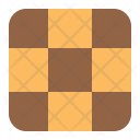 Checkerboard Cookie Icon