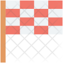 Racing Flag Checkered Icon