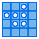 Checkers Player Entertainment Icon