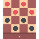 Checkers Game Board Game Icon