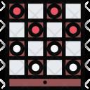 Checkers Games Video Icon
