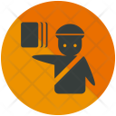 Passport Check Checking Icon