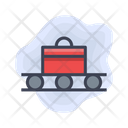 Airport Security Check Icon