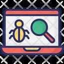 Checking Bug Icon