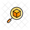 Checking parcel Icon