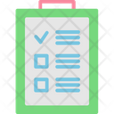 Checklist List Form Icon