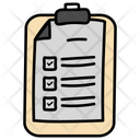 Checklist Todo List Item List Icon