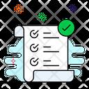 Checklist Todo List Item List Icon