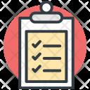 Checklist Prescriptions Report Icon