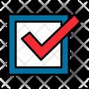 Checklist Checked Tic Icon