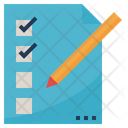 Checklist Requirement Todo Icon