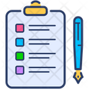 Quality Control Approved Checklist Icon