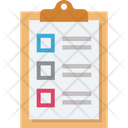 Checklist Memo List Icon