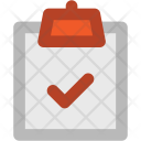Checklist Medications Prescriptions Icon