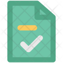Checklist List Schedule Icon