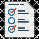 Check Box Mark Icon