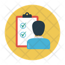 Checklist Clipboard Document Icon