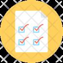Checklist Task List Icon