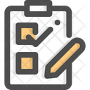 List Checklist Check List Icon