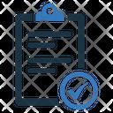 Checklist Directory Submission Coverage Icon