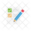 Checklist Tick Project Icon