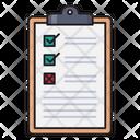 Checklist Project Files Icon