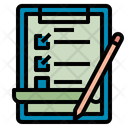 Evaluate Checklist Appraisal Icon
