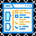 Checklist Tasks Color Icon