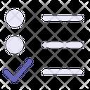 Checklistlist Event Check Icon